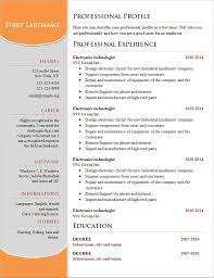 Basic Resume Format Examples by 100 Ats Resume Format Academic Resume Template 6 Ats Resume