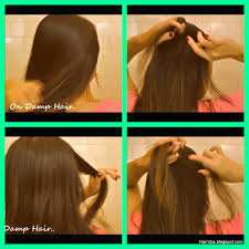 How To Make Easy Hairstyles At Home by How To Make Easy Hairstyles For Medium Hair Dailymotion New Hair
