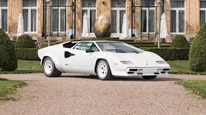 gold convertible lamborghini gold plated lamborghini countach brings the bling to auction