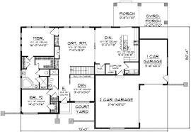 plan w89684ah prairie style ranch home plan e architectural design