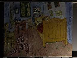 van gogh museum on twitter ever wanted to know the bedroom 1888 a bit better compare this van gogh in x ray breaking light and normal photography pic twitter com ugxtnkatk8