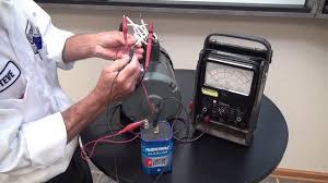 identifying unmarked 9 lead motors wye connection york repair