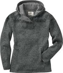 ladies atomic fleece zip hoodie legendary whitetails