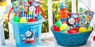 painted easter buckets build your own the tank engine easter basket party city