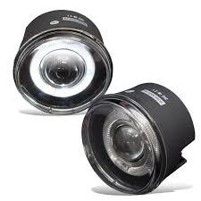 dodge dakota fog light winjet halo projector fog lights dodge dakota 05 09 durango 07 09