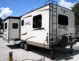 2018 forest river flagstaff micro lite 25fks travel trailer