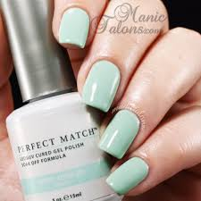 perfect match colors manic talons nail design lechat gel polish swatch gallery