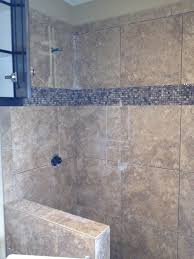 tub converted to walk in shower in decorating on a shoe string