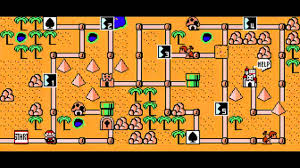 Super Mario Bros 3 Maps Desert Land 10 Hours Super Mario Bros 3 Nes Youtube