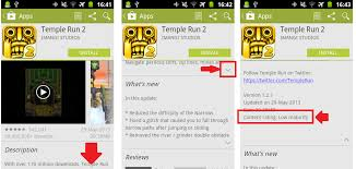 play store android android play store content ratings are almost useless many