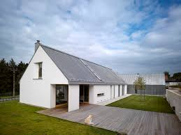 Barn Roof Styles by Architecture Admirable Decorating Ideas Using White Wall And Grey
