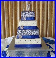 wedding cake royal blue 19 stunning royal blue wedding cake designs vis wed