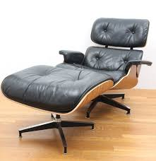 Herman Miller Lounge Chair And Ottoman by Eames For Herman Miller Lounge Chair And Ottoman Ebth