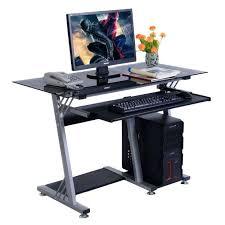 Workstation Computer Desk Corner Small Desk Medium Size Of Desk Workstation Glass Desk