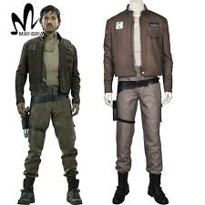 Movie Star Halloween Costumes Cassian Andor Cosplay Costume Rogue Star Wars Story Cosplay