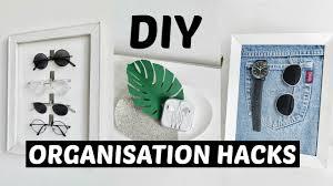 diy organisation life hacks simple u0026 affordable ideas 2017
