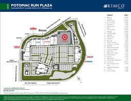 Sterling Virginia Map by Potomac Run Plaza Store List Hours Location Sterling