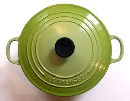 Creuset Pot Oat Risotto With Peas And Pecorino Made By Michelle