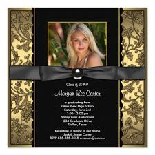 personalized graduation announcements personalized photo graduation announcements invitations