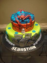 spiderman sebastian cakecentral com