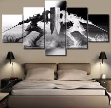 5 piece modern home decor poster legend of zelda cuadros paintings