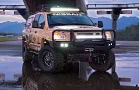 nissan frontier pro 4x lift kit 2014 nissan titan pro 4x wounded warrior project titan