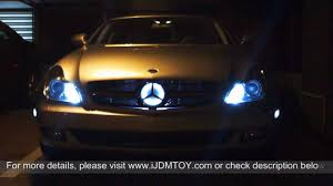 mercedes aftermarket headlights 5 smd error free t10 led bulbs for 2006 mercedes cls500