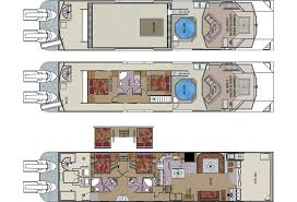 Customize Floor Plans Custom Houseboat Sales And Manufacturing Floorplans