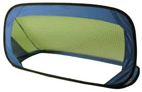 Soccer Net For Backyard by Champion Sports Large Pop Up Soccer Goal Pair
