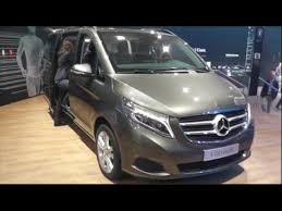 mercedes v 220 mercedes v 220 d 4matic 2016 in detail review walkaround