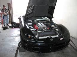 Dodge Viper Modified - 2003 dodge viper srt10 paxton supercharger dyno sheet details