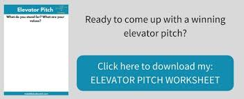 how to create an elevator pitch everyone will want to hear