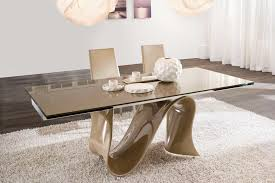 Modern Glass Dining Room Table Glass Top Dining Room Tables Provisionsdining Com