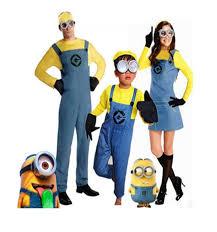 Minion Halloween Costumes Girls Cheap Child Minion Costume Aliexpress Alibaba Group