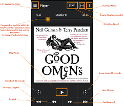audible for android how can i listen to audiobooks and navigate the audible for