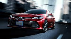 toyota camry unveiled with trd and modellista variants