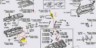 lexus ls430 p1354 vct solenoid toyota tacoma