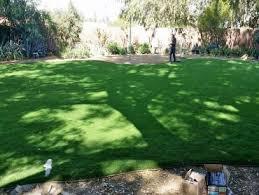 synthetic turf milton wisconsin landscape rock front yard