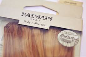 balmain hair extensions review of my envy box for the month of february the of ruchi