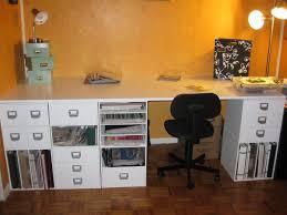 scrapbook desk work space com great craft studio totally organized