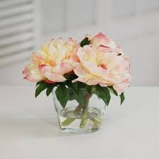 peonies in glass 10