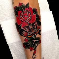 61 best rose u0026 flower tattoo images on pinterest tatting colors