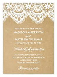 Lace Wedding Invitations 8 Lovely Lace Wedding Invitations Ideas For Romantic Weddings