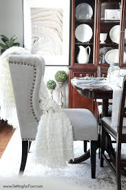 dining table dining space transitional dining room table decor