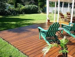Backyard Deck Ideas Landscaping Around Ground Level Deck Backyard Deck Ideas For