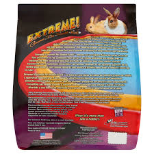 Sinking Spring Family Dental by Extreme Fresh Banana Scent Gourmet Pet Rabbit Food 5 Lb