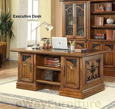 Reclaimed Wood Executive Desk Office Design Home Office Desks And Furniture Home Office Desk