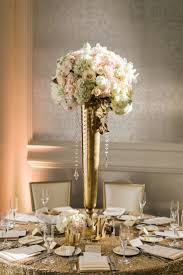 gold centerpieces vases gold for wedding table decor white i own the shown