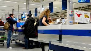Home Furnishings Decor Sofia Bulgaria 02 Mar 2016 Fast Shooting Inside A Huge Store