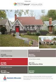 help 1920 u0027s tudor house exterior color combo